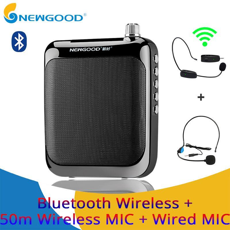 Mini haut-parleur portatif avec carte USB TF radio FM pour Guide touristique