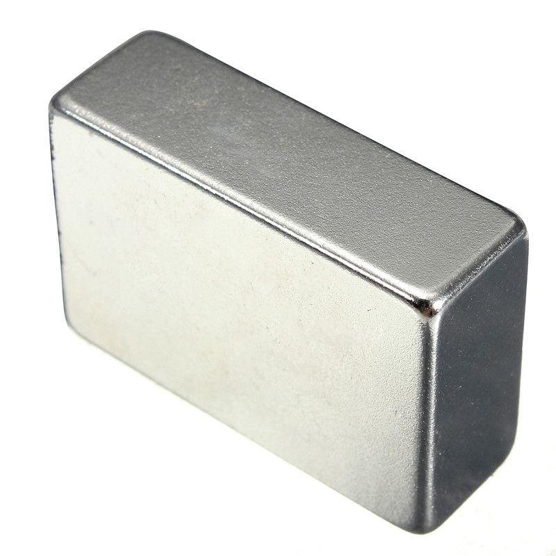 Neue 30x20x10mm 2 stücke Big Super Strong Quader Block-Magnet Rare Earth Neodym Quadratischen permanentmagneten Ldeal für DIY projekt