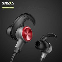Baseus Brand Professional Earphone wired Ear hook Headset For iPhone 6 7 8 X fone de ouvido for Apple 8 Stereo Digital Headset