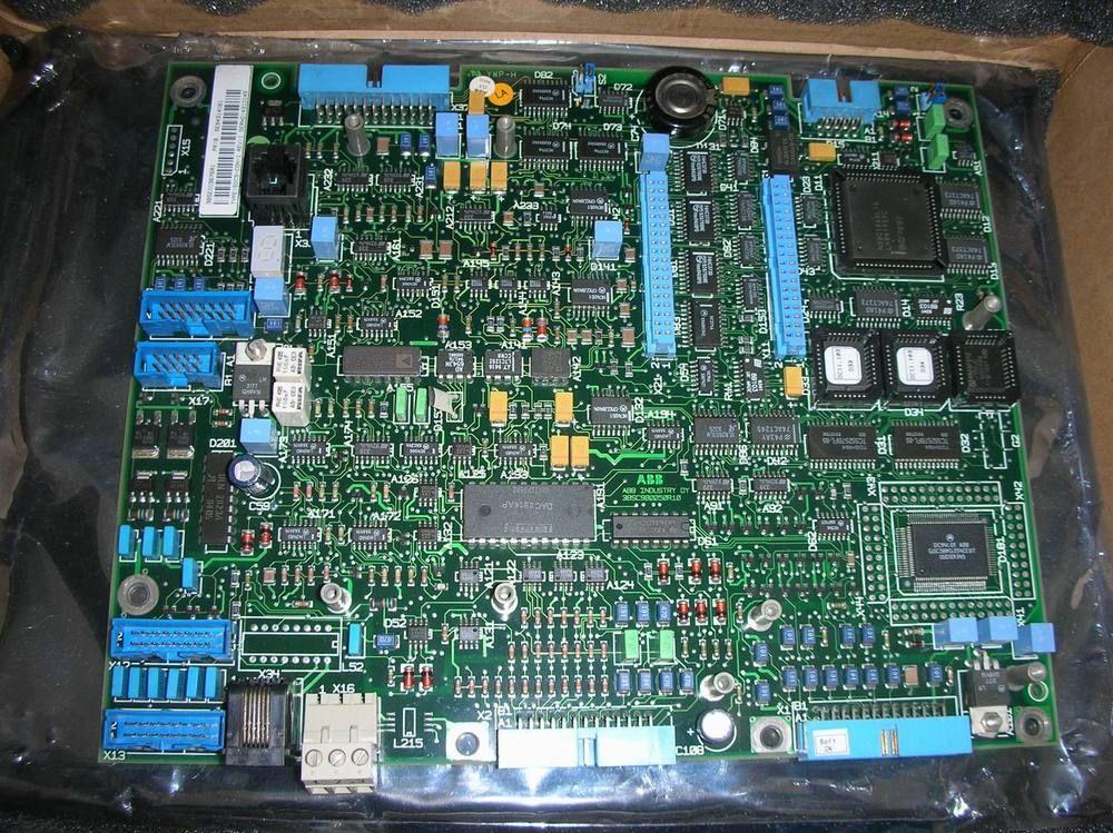 1PC USED  DCS500 SDCS-CON-1 CPU board   Version DC11.xx