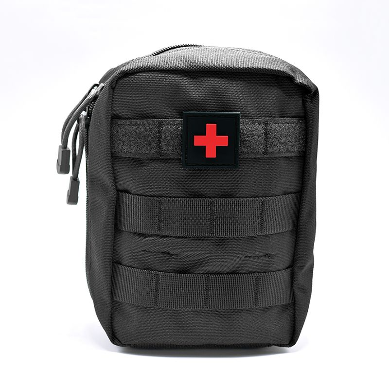 FGHGF Mini Pouch Travel First Aid Kit Survie Portable Survival Tactical Emergency First Aid Bag Military Kit Medical Quick Pack