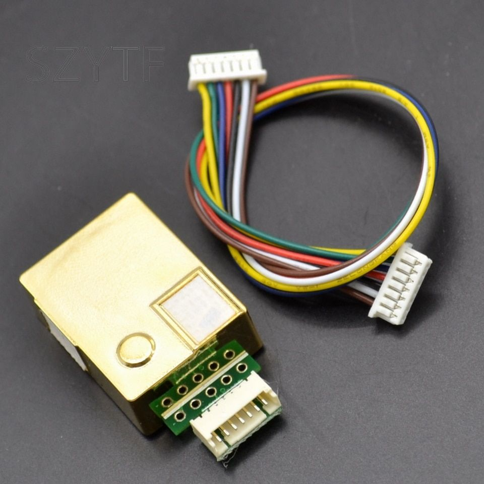 MH-Z19 infrared co2 sensor for co2 monitor carbon dioxide sensor UART PWM serial output 0-5000PPM 0-2000PPM 0-10000PPM