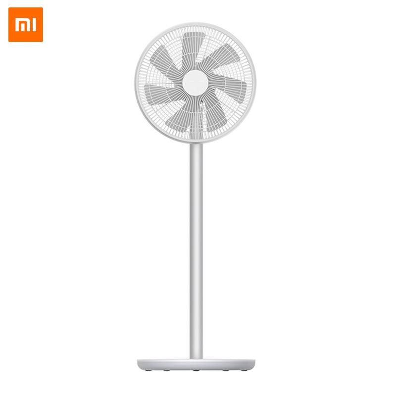 Nouveau 2019 Xiao mi mi Smart mi ventilateur de piédestal de vent naturel 2 2 S avec mi JIA APP contrôle DC fréquence ventilateur 20W2800mAh 100 vitesse continue