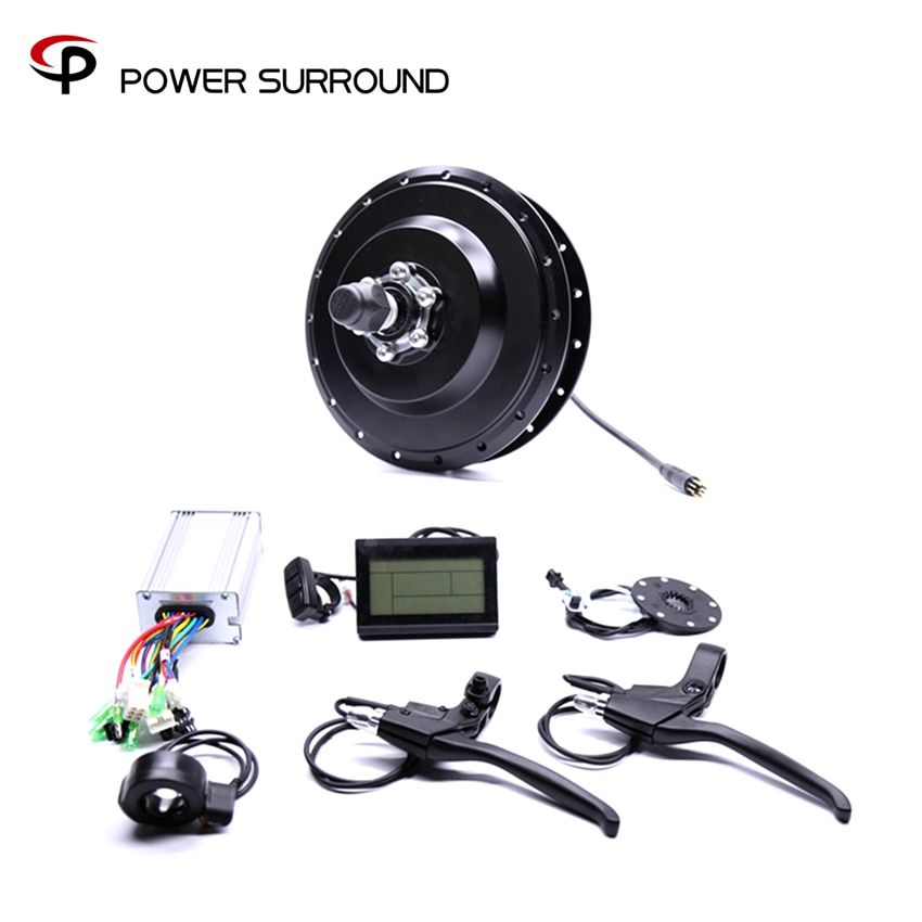Hot Sale Rushed 48v500w Bafang Cst Rear Cassette Electric Bike Conversion Kit Brushless Motor Wheel With Ebike System