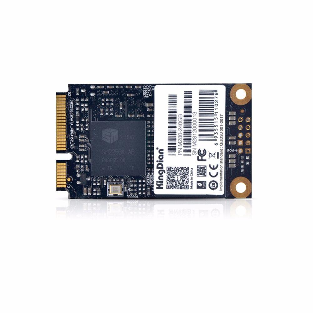 (M280-240GB)Kingdian brand 430/393 MB/S Highest Performance SSD mSATA SSD 256g 240gb