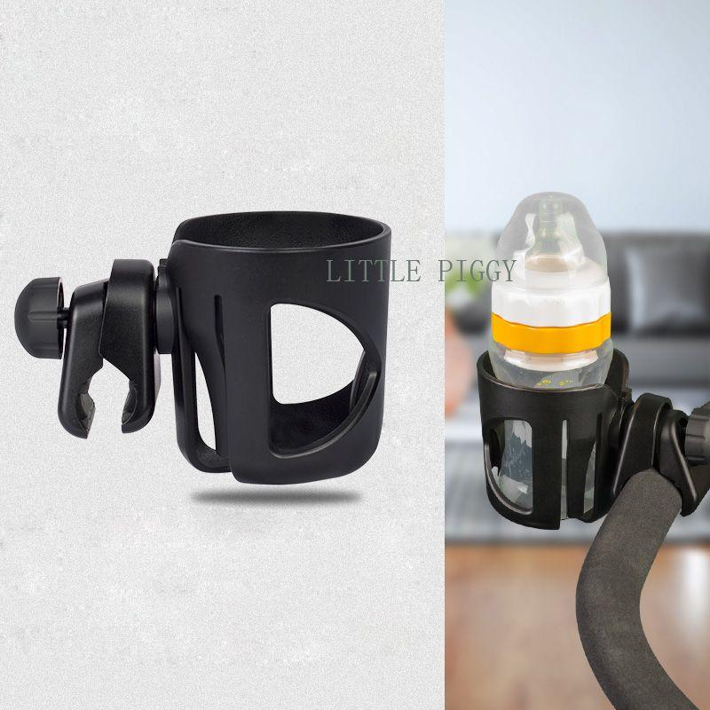 Bébé poussette accessoires support de verre enfants tricycle vélo panier bouteille rack lait eau poussette chariot buggy