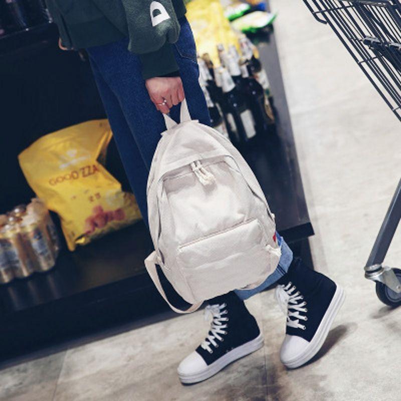 Alt 5 Druck graffiti weibliche rucksack neue college wind freizeit rucksack