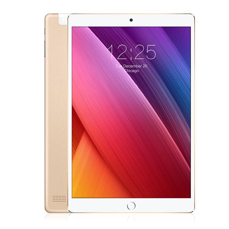 10.1 inch Tablet PC Android 7.0 3G Call telefoon RAM 4GB/32GB Dual sim-kaart WIFI GPS 1280*800 IPS Bluetooth tabletten 10