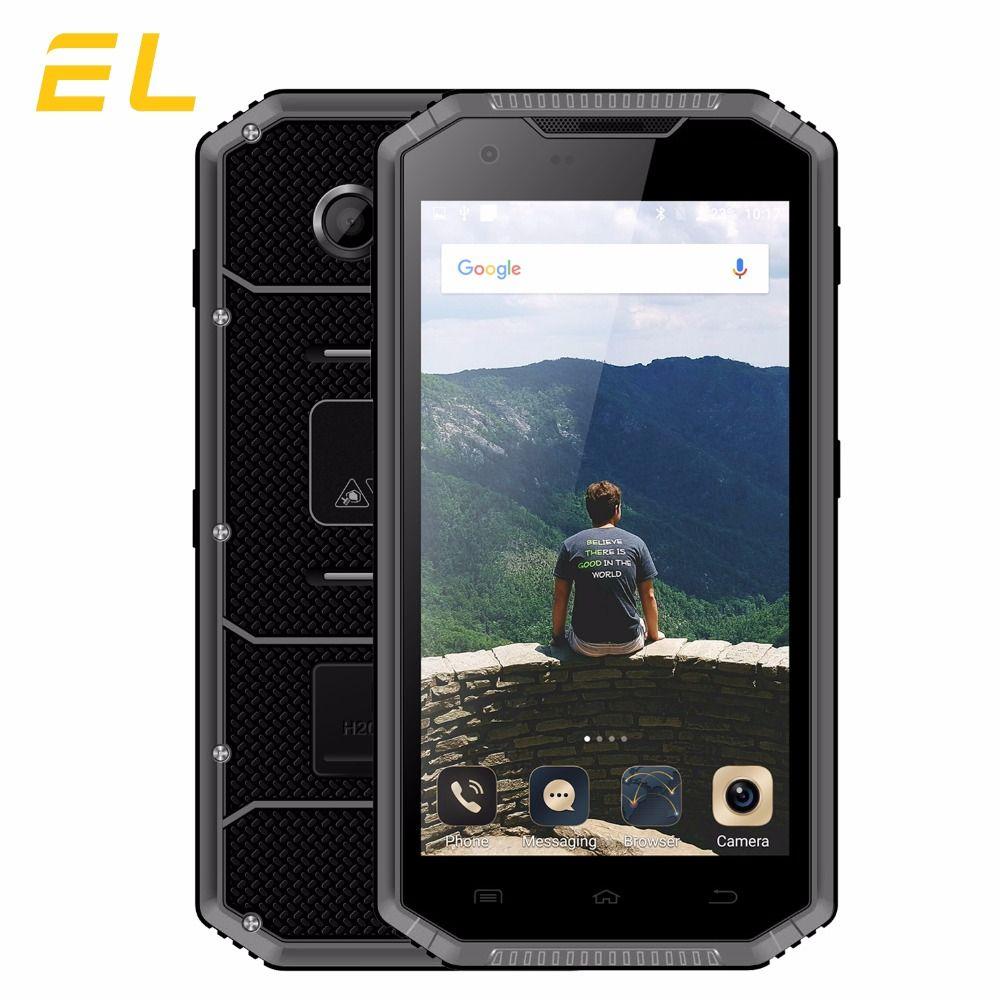 Original EL W7 4G Mobile phone 5.0