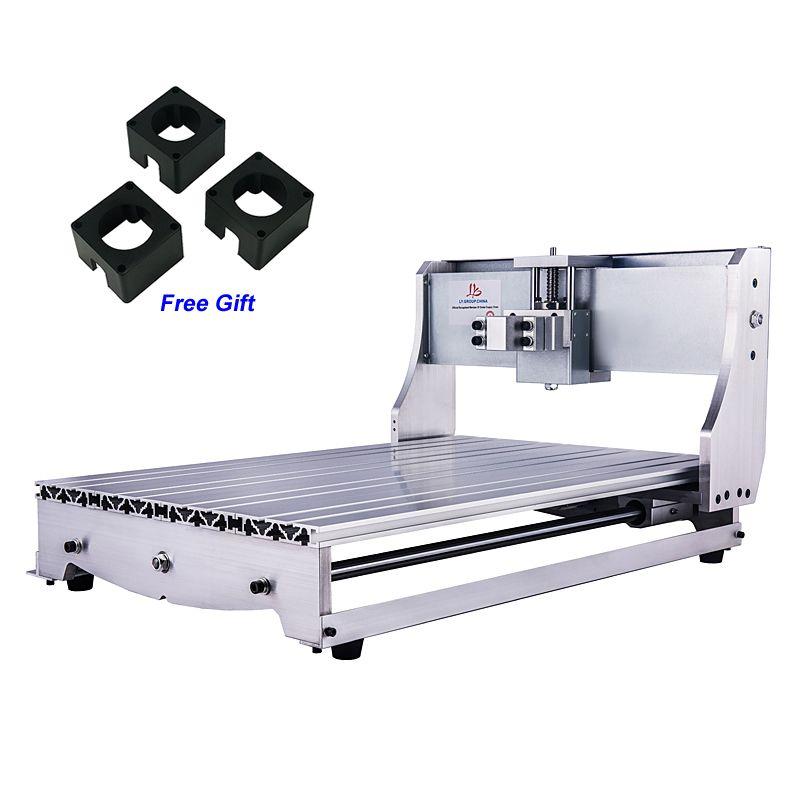 MINI CNC Router Kit DIY 6040 Rahmen für 6040 Gravur Maschine mit Ball Schraube