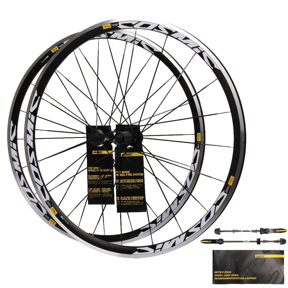 2018 High Quality HOT sale 700C Alloy V Brake Wheels bmx Road Bicycle Wheel Aluminium Road Wheelset Bicycle Wheels