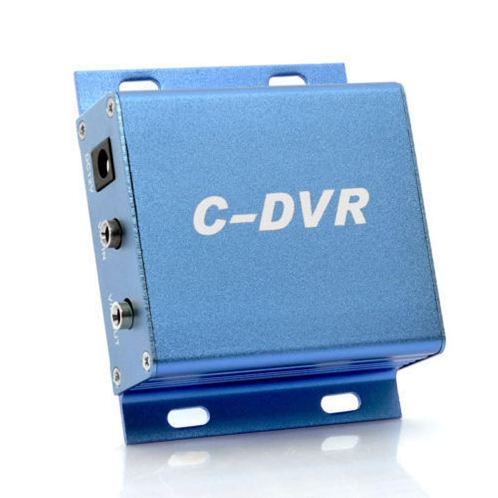 Mini C-DVR Video/Audio Motion Detection TF Card Recorder For IP Camera  2017 New Arrival Drop Shipping