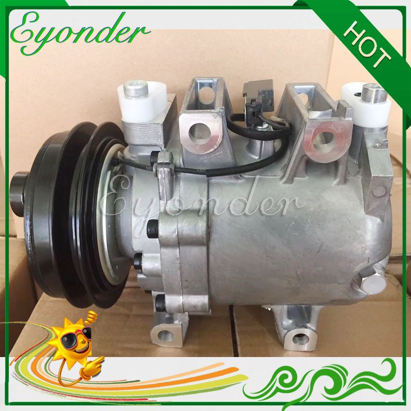 Auto A/C AC Aircon Air Conditioning Compressor Cooling Pump CALSONIC CR14 for ISUZU RODEO 8DH 2.5 D-MAX 8DH 3.0 898083-9230