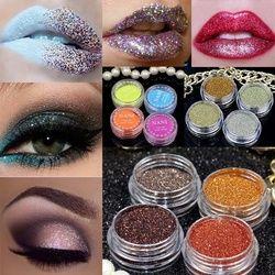 24 color natural glitter powder glitter pigment mineral bright crystal cosmetics lasting massage