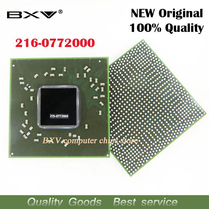216-0772000 216 0772000 100% new original BGA chipset pour ordinateur portable livraison gratuite avec un suivi complet message