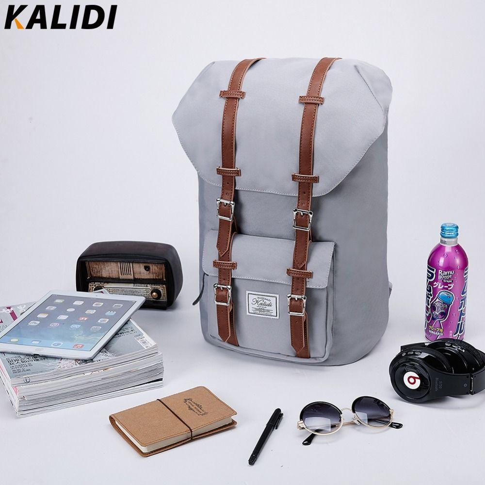 KALIDI Brand 15 inch Laptop Bag Backpack Men Backpack 15.6 17.3 Inch For Travel School Bags Rucksack Mochila hombres 13 to 17