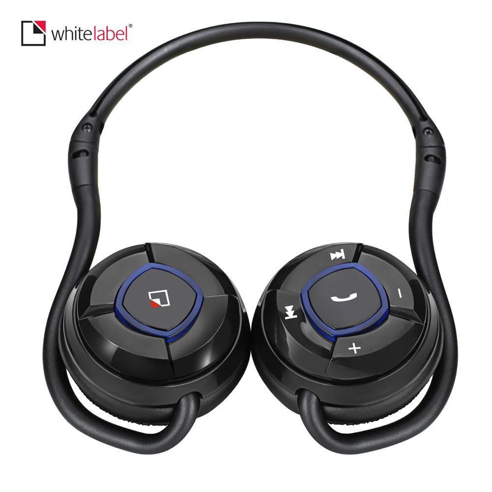 Whitelabel Bluetooth  Running Headphones SportsWireless Jogging Earphone Neckband For Mobile Phone Stereo Audio Headset