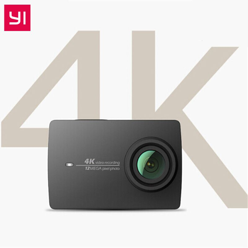 YI 4K Action Camera Ambarella A9SE ARM 4K/30 2.19