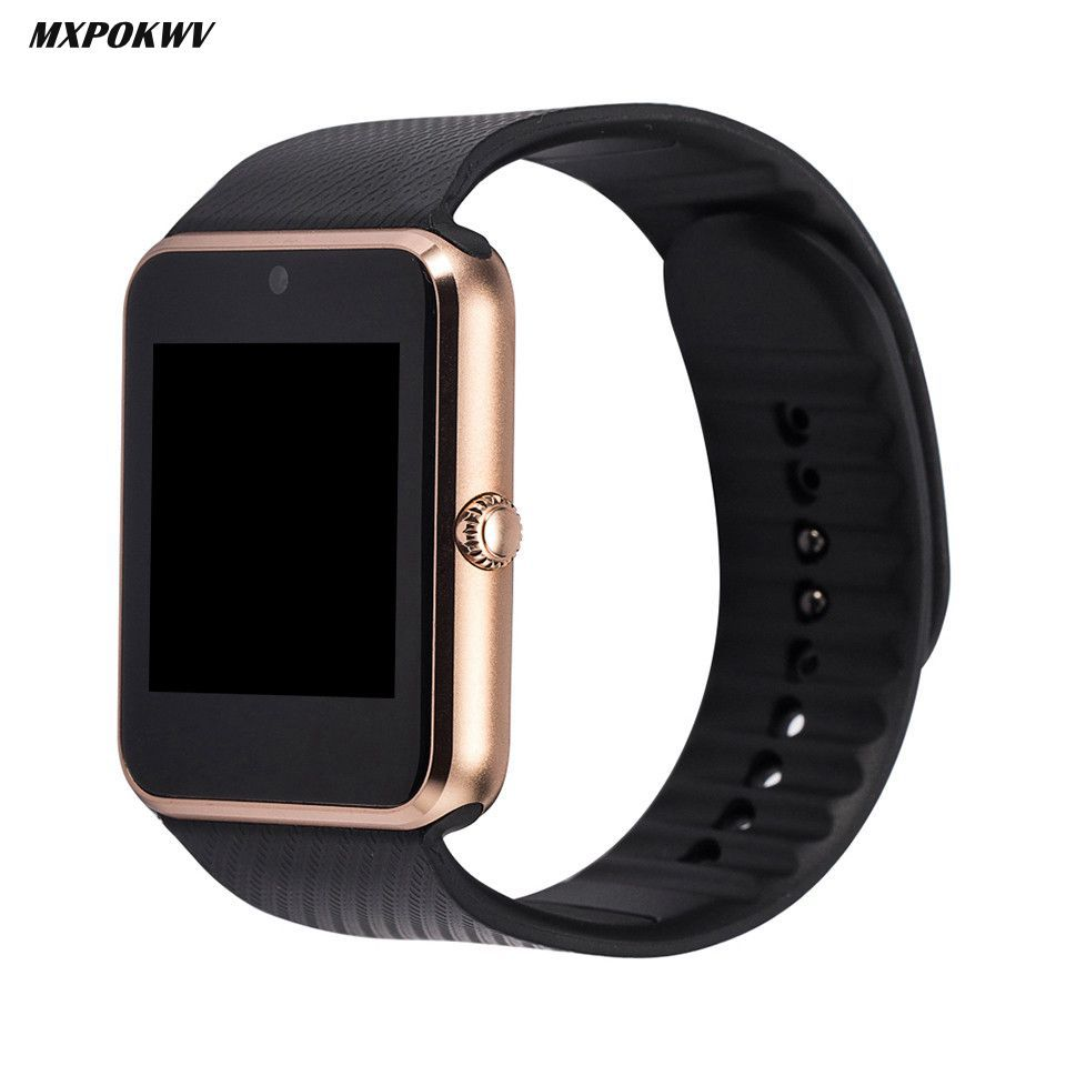 New Bluetooth Smart Watch GT08 Smartwatch phone With SIM TF Card Tracker WirstWatch for Android ios phone PK A1 DZ09 U8