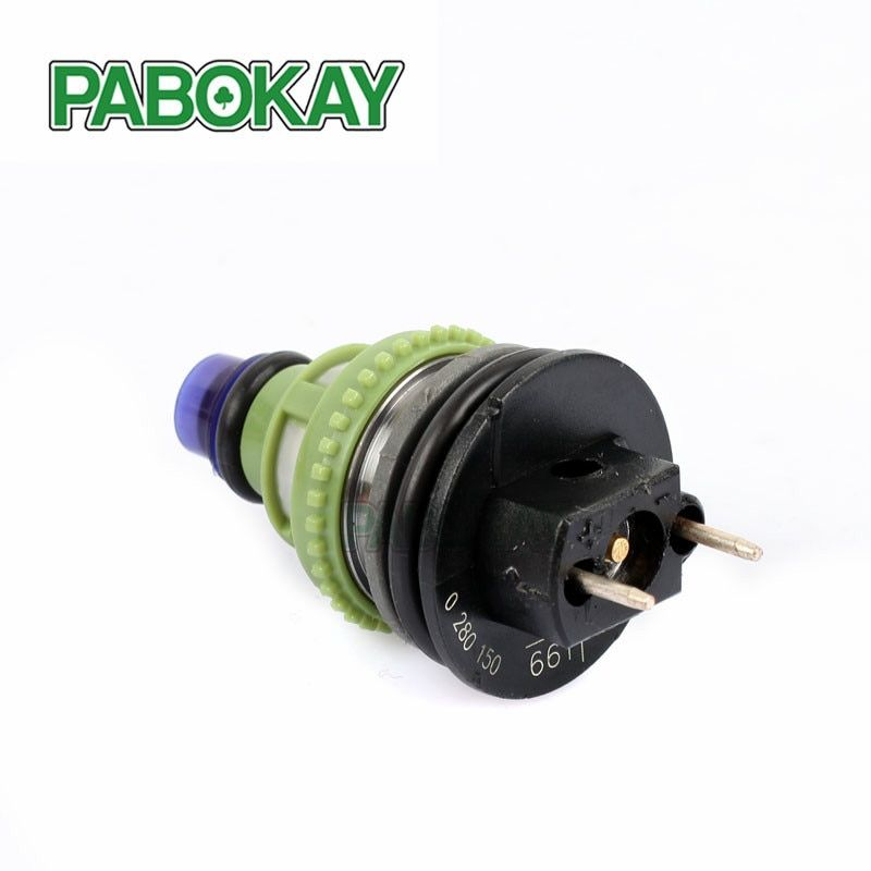 Top quality High quality Fuel Injector nozzle for Chevy Geo Metro Suzuki Swift  195500-2160 0280150661 15710-60B50 1571060B50