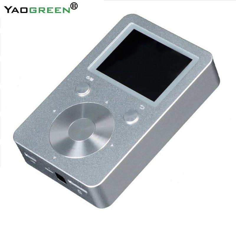 F.Audio FA1 HiFi Lossless Music MP3 Player With AK4497EQ DAC DSD Digital hifi Audio DAP Comes With 32GB in leather case E2-006