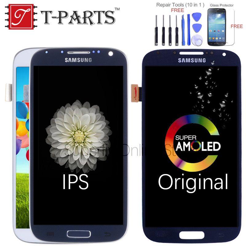 5,0 ''LCD für SAMSUNG Galaxy S4 LCD Display GT-i9505 i9500 i9505 i9506 i9515 i337 Touchscreen Digitizer