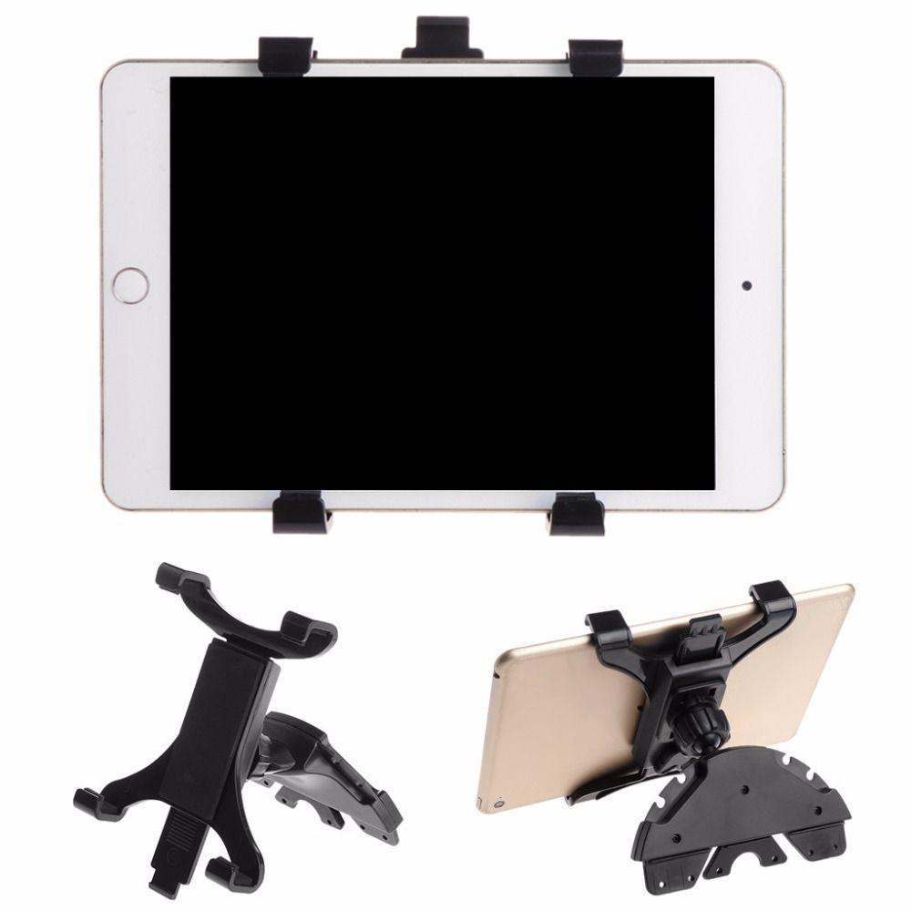Universal Auto CD Slot Halter-standplatz Für ipad 7 zu 11 zoll Für Tablet PC Samsung Galaxy Tab Z07 Drop schiff