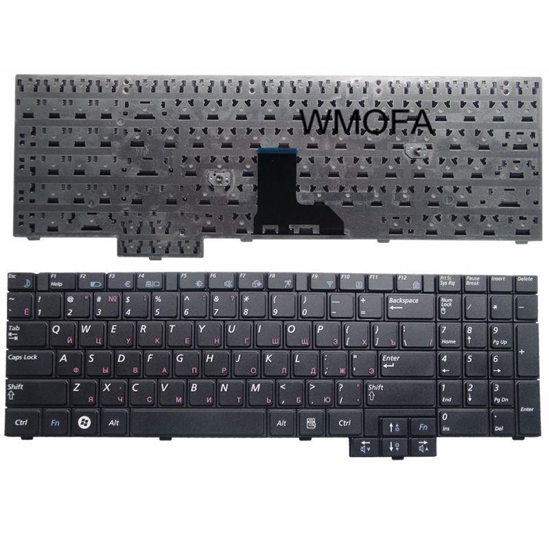 RU negro Nuevo PARA Samsung R528 R530 R540 R620 R517 R523 R525 RV508 Portátil Teclado Ruso