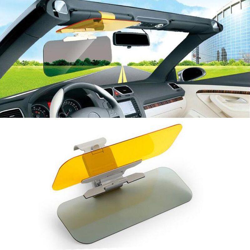 For Day And Night Car Sun Shade Goggles Auto Sunglasses Shield Flip Car Sun Visor Auto Car Window Sunshade Prevent Dazzle Mirror