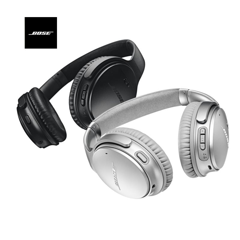 2018 New arrival BOSE QuietComfort 35II Active Noise Cancelling Smart Bluetooth headphones Wireless with double mic HiFi headset