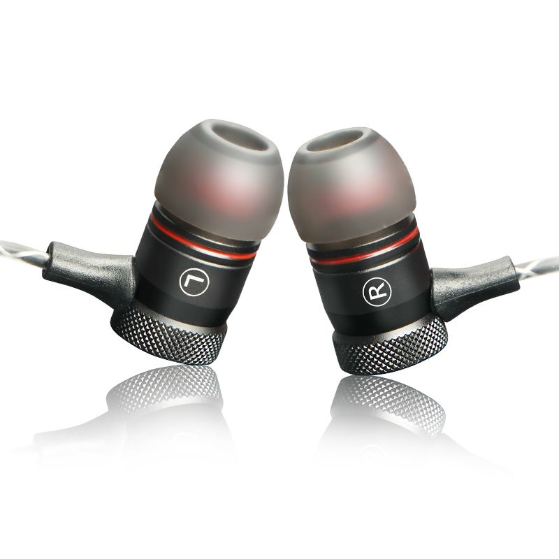 3.5mm In-ear Earphone Bass with Mic for mobile phone Stereo Bass Earbuds HIFI iPhone MP3/MP4 for Andriod xiomi