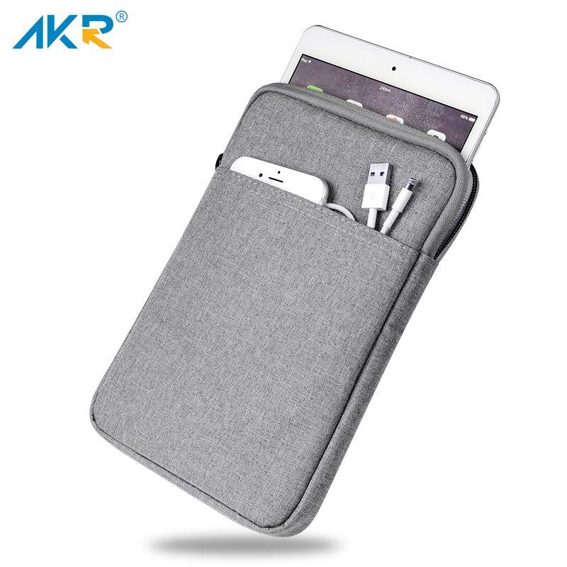 Antichoc Pour Tablette Étui pour iPad 2017 mini 2 3 4 iPad Air 1/2 Pro 9.7 pouce épais De Couverture AKR 2018