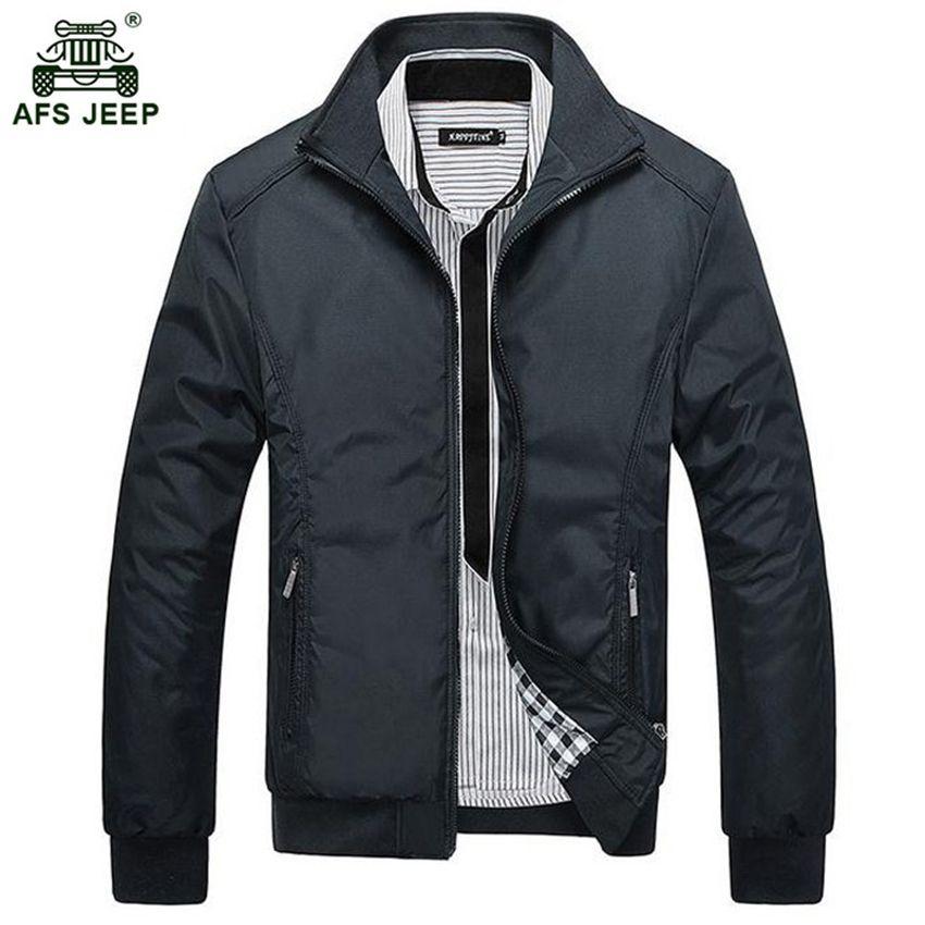 Free Shipping 2017 New Cheap Mens Jackets Solid Color Men's Outwear Jacket <font><b>Designer</b></font> Stylish Men Coats Hot Sale Wholesale