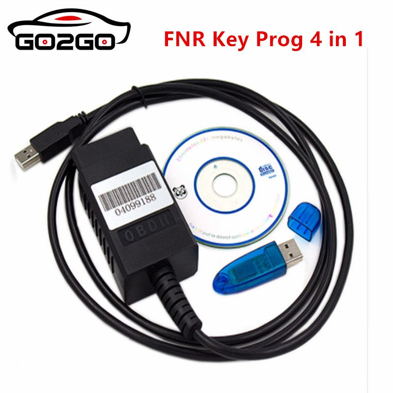 Best FNR Key Prog 4 in 1 USB Dongle For Nissan For Renault FNR Key Programmer 4-in-1 With Dongle Auto Key Transponder