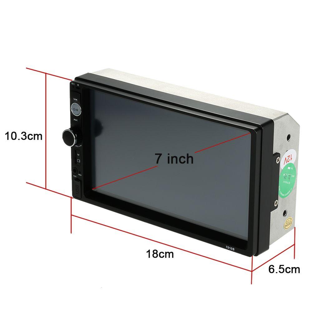 2 DIN Автомобильный MP3-плеер с MP4 MP5 Радио видео 7 дюймов для Nissan Sylphy/Tiida/Qashqai/Teana/ livina/X-Trail/цичэнь d50/R550