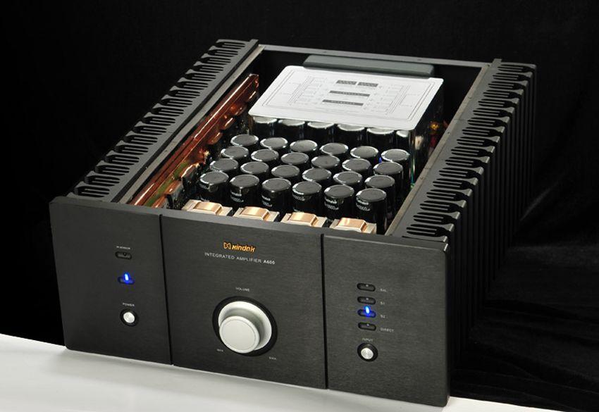 I-032 A600 Integrierte Verstärker/Pure power AMP RCA * 3, XLR * 1 160 watt (8ohm) /320 watt (4ohm) Unterstützung Fernbedienung