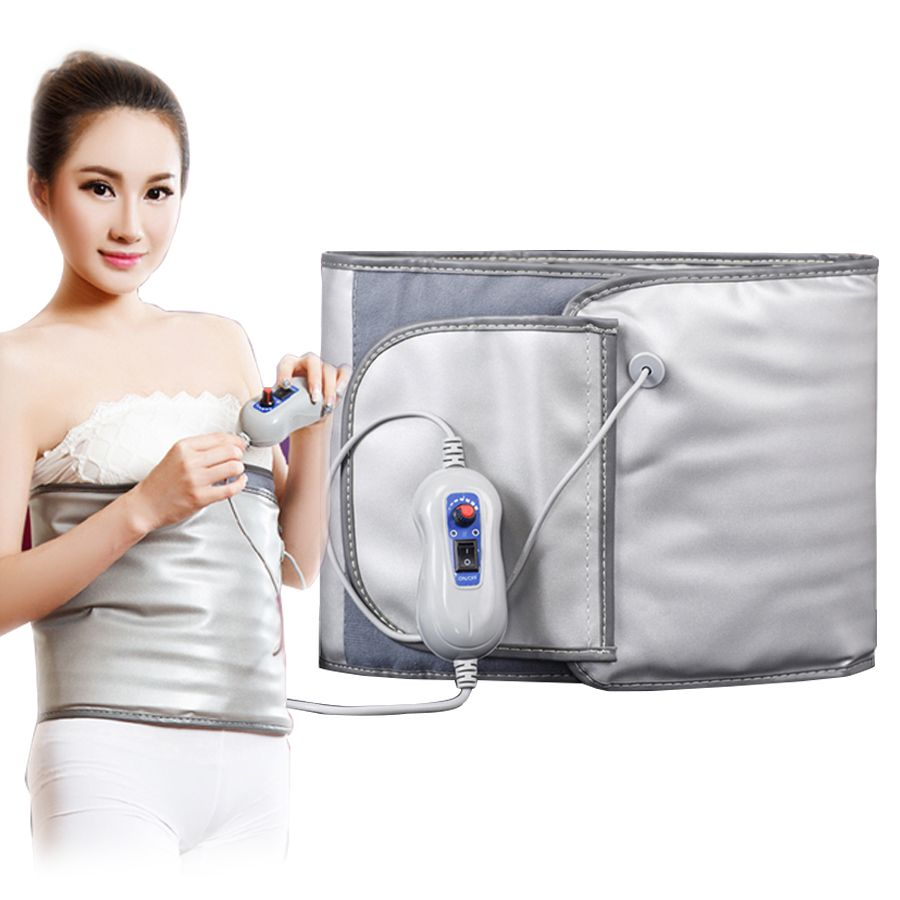 NEUE Weit infrarot Taille Trimmer Übung Bauch Gürtel Abnehmen Fett Verbrennen Sauna Gewicht Verlust fett gestaltung brennen bauch reduzieren bauch