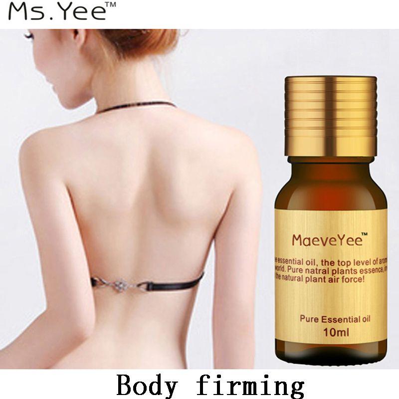 Huile minceur naturelle de sécurité des plantes pour raffermir le corps perdre du poids mince jambe taille bras Massage huile essentielle beauté et soins de santé X39