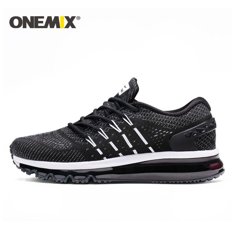 ONEMIX Neue Air Kissen Laufschuhe Männer Atmungsaktive Runner Turnschuhe Männer Outdoor Sports Wandern Schuhe Für Männer Tennis Schuhe Frauen