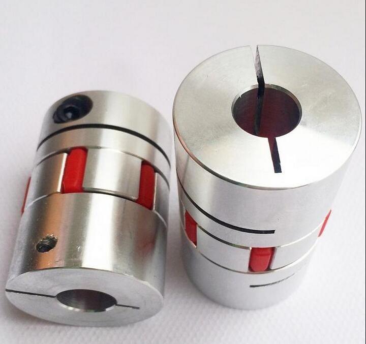 BF 10mm * 12,7mm Plum kupplung elastische kupplung servo motor koppler OD30 L42