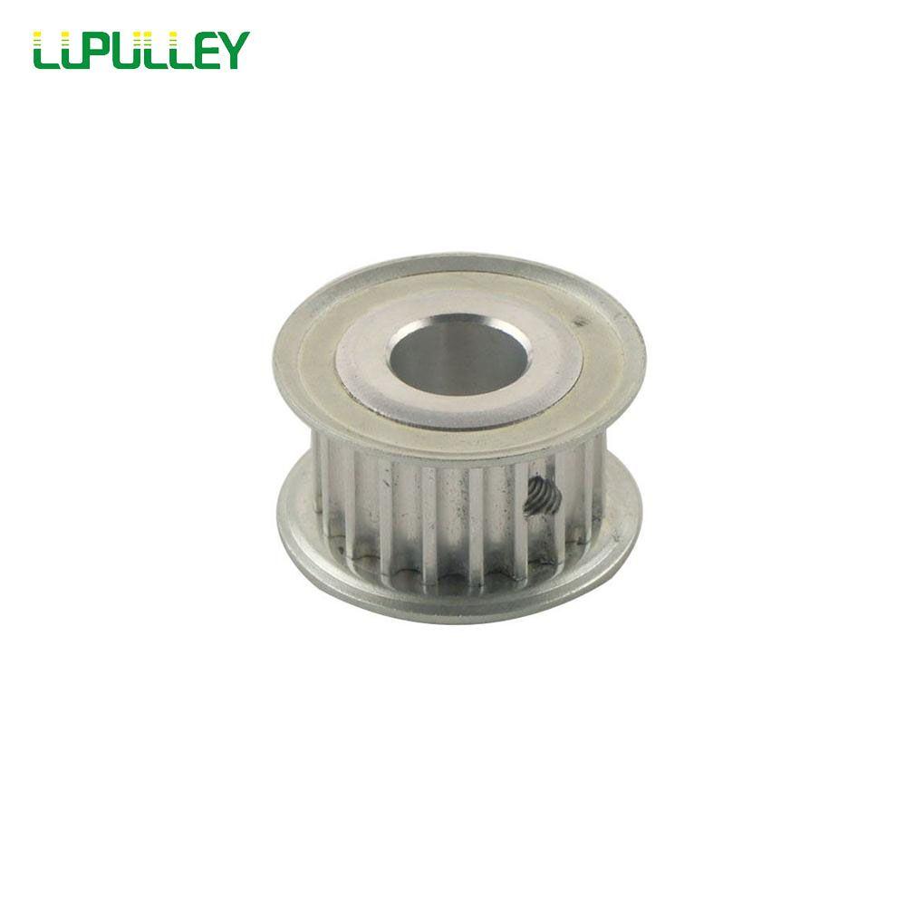 1PC  5M 20T Timing Pulley 21mm Belt Width 5mm/6mm/6.35mm/8mm/10mm/12mm/12.7mm/14mm/15mm/16mm/17mm Bore  Timing Belt Pulley