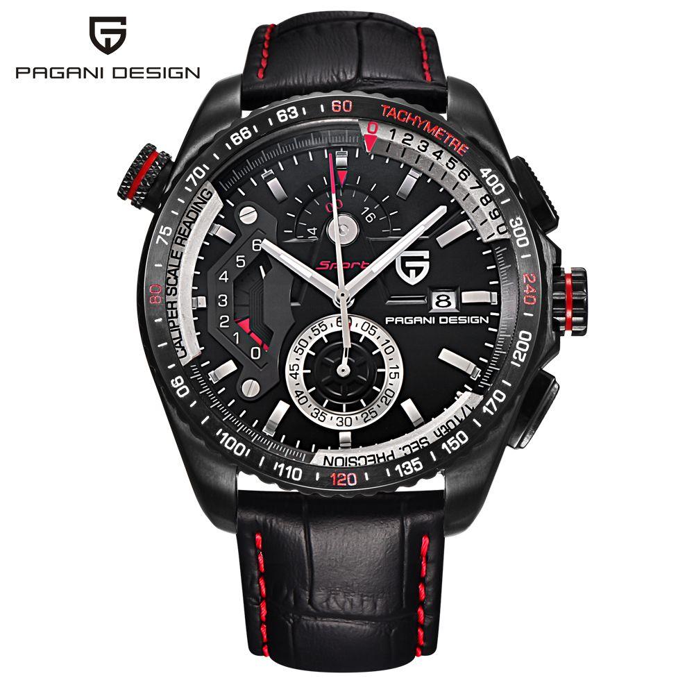Fashion Chronograph Sport Mens Watches Top Brand Luxury Quartz Military Watch Reloj Hombre 2017 Clock Male relogio Masculino