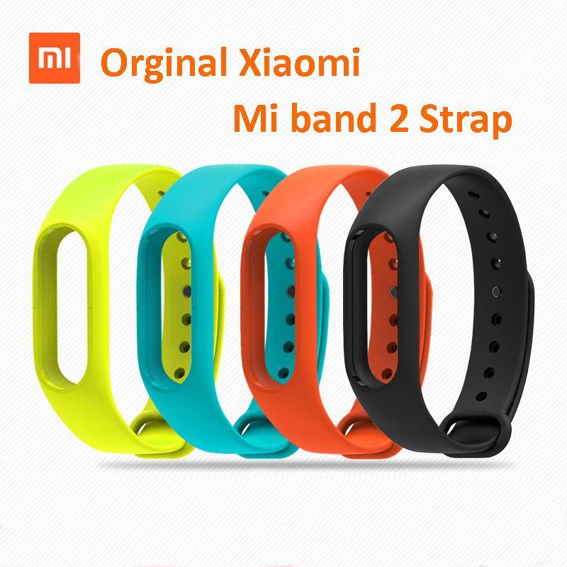 Original Xiaomi mi band 2 Handschlaufe Band Silikon Bunte Armband Und Ladekabel für Mi Band 2 Zubehör