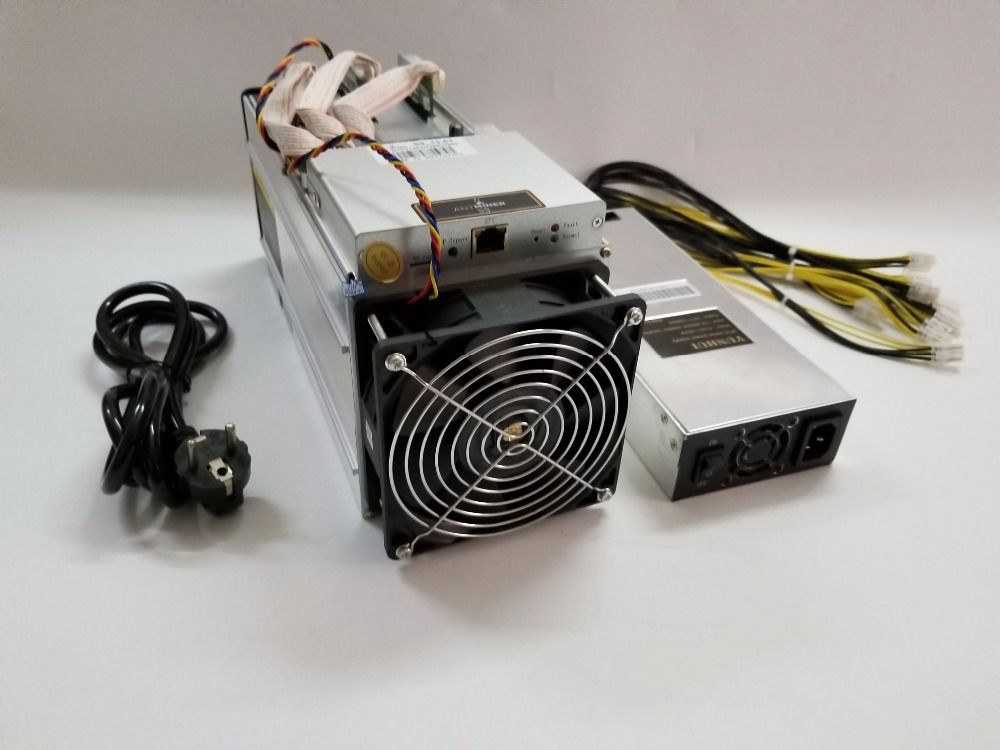 Used BITMAIN Antminer S9 14TH With Power Supply Bitcoin Miner Asic BTC BCH Miner Better Than WhatsMiner M3 S9 13.5T Ebit E9 T9+