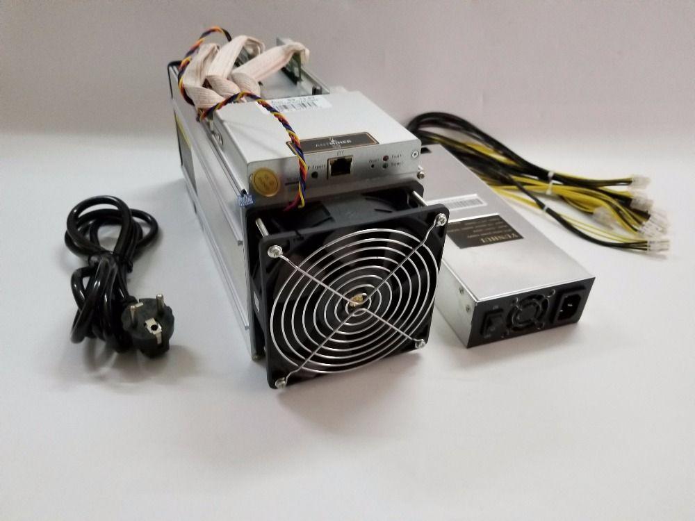 Verwendet BITMAIN Antminer S9 14TH Mit Netzteil Bitcoin Miner Asic BTC BCH Miner Besser Als S11 S15 T15 T9 whatsMiner M3 M3X