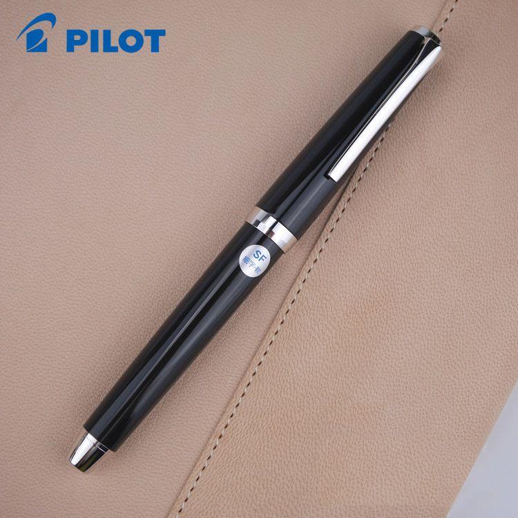 PILOT Original Fountain Pen Falcon Namiki Elabo FE-25SR 14k gold Extra Fine Brown Practice calligraphy soft flex nib