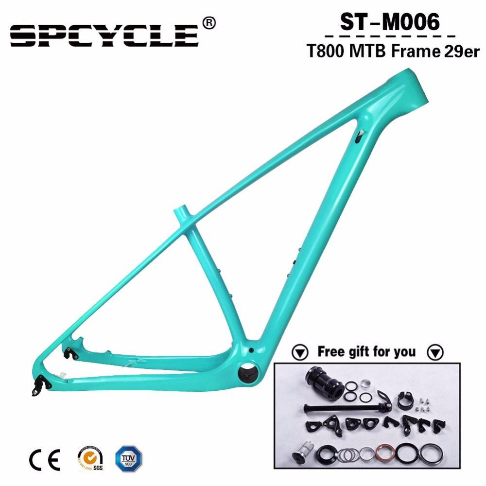 Updated 2018 T800 Carbon MTB Frames,New 29er/27.5er Full Carbon Mountain Bike Frames 15