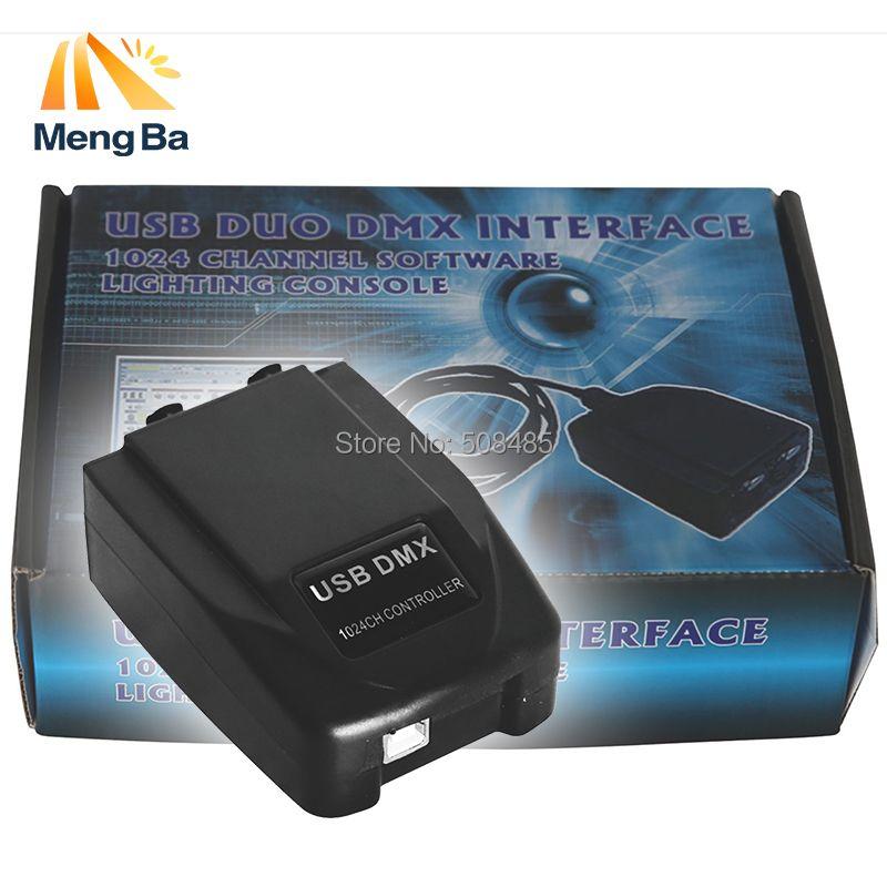 Martin Light jockey USB 1024 DMX 512 DJ Controller led stage light controller equipment For Disco