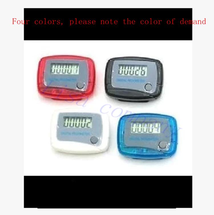 Mini Portable Schrittzähler Lassen Gehendes Pedometer Entfernung Calorie
