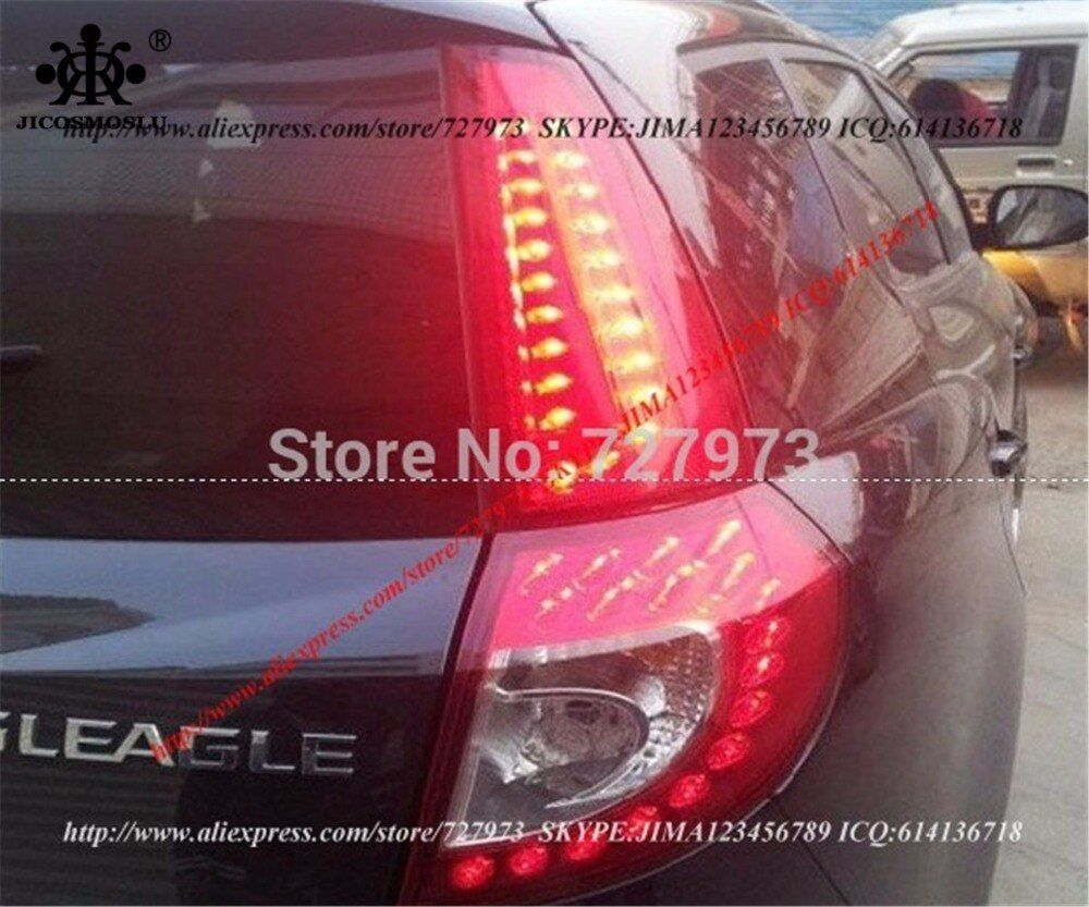 REAR LED COLUMN LAMP,LED ADDITIONAL BRAKE LIGHTS GEELY GLEAGLE GX7 ENGLON SX7 EMGRAND X7 EX7 2012-2013 YEAR MODEL P SURFACE